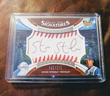 Buy MLB STEVE STEMILE AUTOGRAPHED 2006 UPPER DECK SWEET SPOT SIGNATURE RC /275 MNT