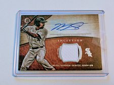 Buy MLB MARCUS NEIMAN AUTOGRAPH 2014 BOWMAN INCEPTION GAME WORN JERSEY MNT