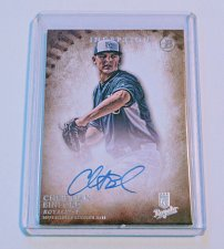 Buy MLB CHRISTIAN BENFORD AUTOGRAPHED 2015 TOPPS INCEPTION MINT