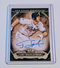 Buy MLB CORY SPANGENBERG AUTOGRAPHED 2015 TOPPS TIER ONE /399 MNT