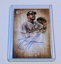 Buy MLB RENATO NUNEZ AUTOGRAPHED 2014 BOWMAN INCEPTION MINT