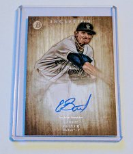 Buy MLB EDDIE BUTLER AUTOGRAPHED 2014 BOWMAN INCEPTION MINT