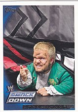 Buy Hornswoggle #44 - WWE 2010 Topps Wrestling Trading Card