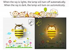 Buy wall lamp and sticker children