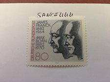 Buy Germany Nobel prizes 1982 mnh