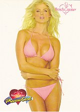 Buy Victoria Silvstedt - 2003 Bench Warmers Trading Card #300