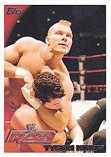 Buy Tyson Kidd #19 - WWE 2010 Topps Wrestling Trading Card
