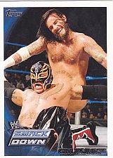 Buy CM Punk #36 - WWE 2010 Topps Wrestling Trading Card