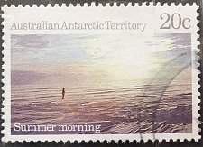 Buy Stamp Australia Antarctic Territory 1987 Antarctic Scenes Summer Morning 20c