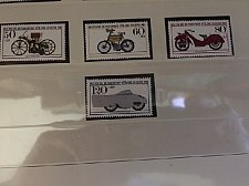 Buy Germany Youth Motorcycles mnh 1983