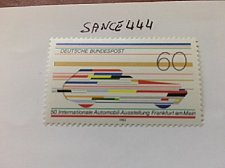 Buy Germany Frankfurt car exposition mnh 1983