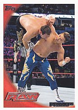 Buy Primo - WWE 2010 Topps Wrestling Trading Card #47