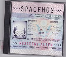 Buy Resident Alien by Spacehog CD 1995 - Very Good
