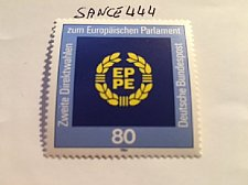 Buy Germany European elections mnh 1984