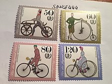 Buy Germany Youth Bicycles mnh 1985