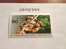 Buy Germany Scouting mnh 1985