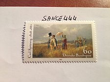 Buy Germany Spitzweg painting mnh 1985