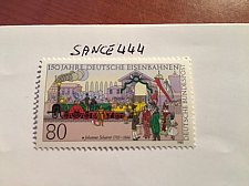 Buy Germany 150 years Railways mnh 1985