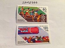 Buy Germany Sports mnh 1986