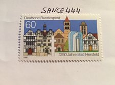 Buy Germany Bad Hersfeld mnh 1986