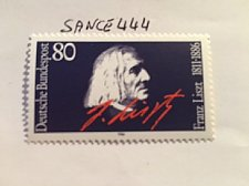 Buy Germany F. Liszt mnh 1986