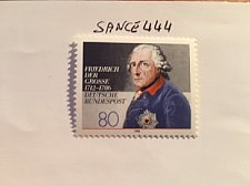 Buy Germany Frederic the great mnh 1986
