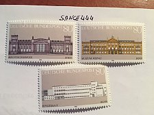 Buy German Buildings mnh 1986