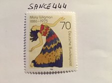Buy Germany Mary Wigman mnh 1986