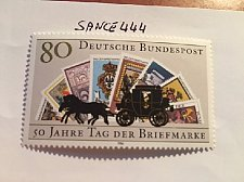 Buy Germany Stamp Day mnh 1986