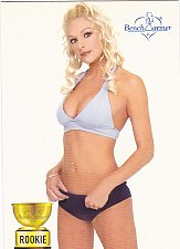 Buy Heather Black #262 - Bench Warmers 2003 Sexy Rookie Trading Card