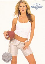 Buy Tanya Ballinger #238 - Bench Warmers 2003 Sexy Trading Card