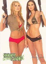 Buy Tayna & Kitana #290 - Bench Warmers 2003 Sexy Trading Card