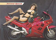 Buy Extreme Speeds #1 - 1996 Sexy RF900R Promo Trading Card