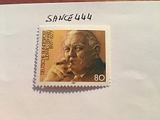 Buy Germany Ludwig Erhard mnh 1987