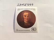 Buy Germany J.A. Bengel mnh 1987