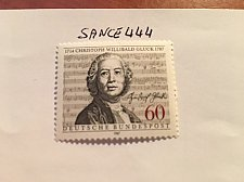 Buy Germany G.W. Gluck mnh 1987