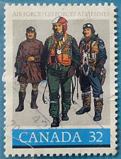 Buy Stamp Canada 1984 The 60th Anniversary of Royal Canadian Air Force 32c