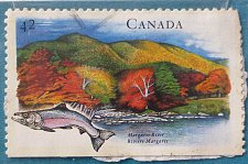 Buy Stamp Canada 1992 Canadian Rivers, Imperforated Top or Bottom 42c