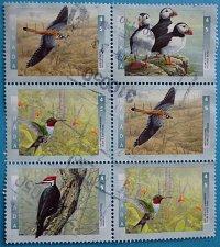Buy Stamp Canada 1996 Birds Block of 6