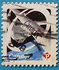 Buy Stamp Canada 2011-2013 Definitive Canadian Pride Canadarm