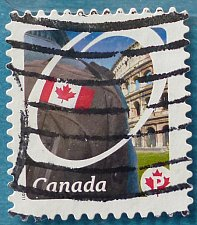 Buy Stamp Canada 2011-2013 Definitive Canadian Pride Colosseum, Rome