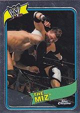 Buy The Miz #35 - WWE 2008 Topps Chrome Wrestling Trading Card