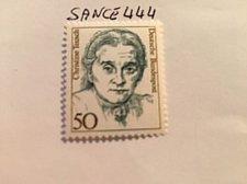 Buy Germany Women 50p mnh 1986
