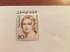 Buy Germany Women 80p mnh 1986