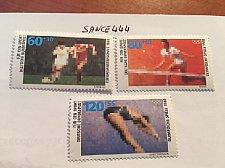 Buy Germany Sports mnh 1988