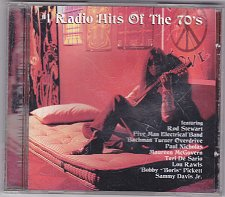 Buy #1 Radio Hits of the 70's by Various Artists CD 1998 - Very Good