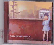 Buy Tell Them Hi by Campfire Girls CD 2003 - Good