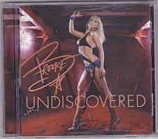 Buy Undiscovered by Brooke Hogan CD 2006 - Very Good