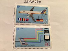 Buy Germany Europa 1988 mnh #2