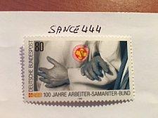 Buy Germany Samaritans mnh 1988